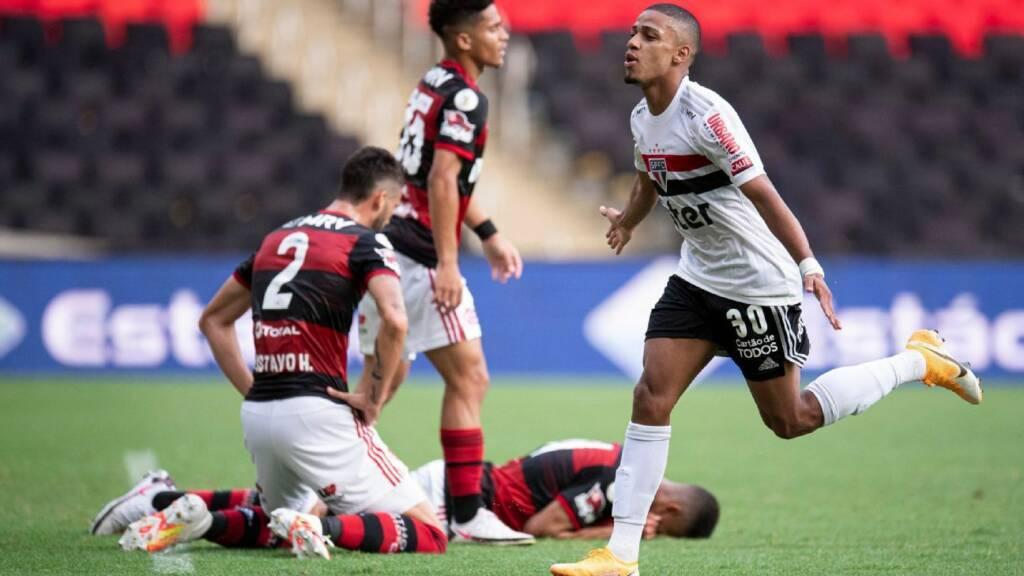 Flamengo 1 x 4 São Paulo, Que Jogo Meus Amigos! - Ei Sports
